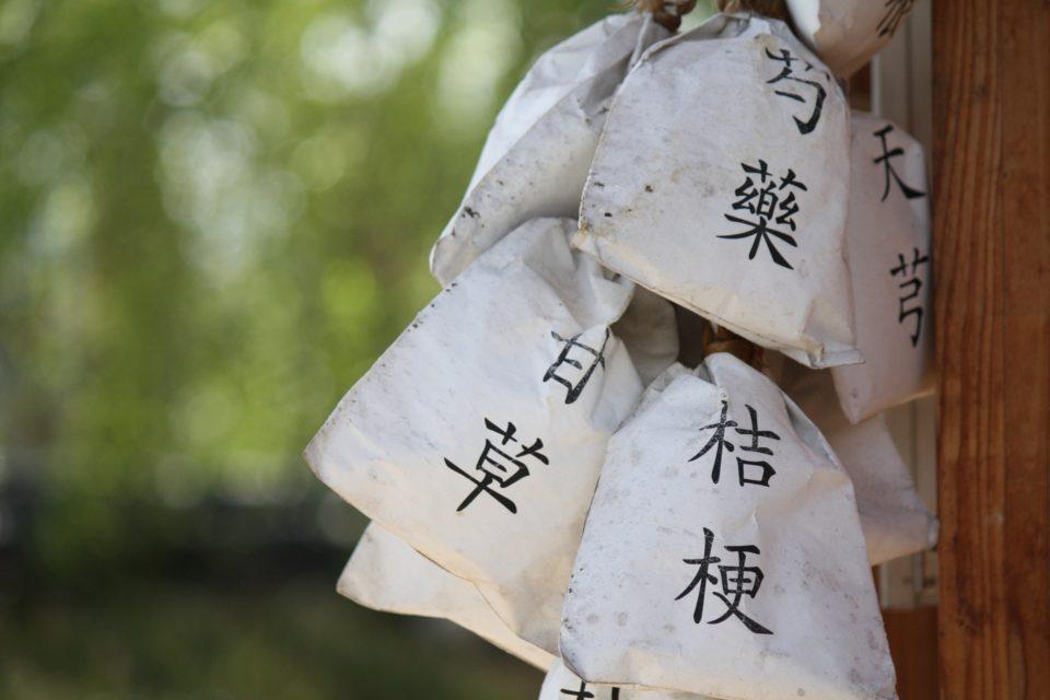 kampo ou médecine traditionnelle japonaise