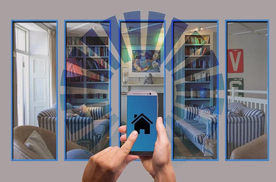 Huawei maison connectée